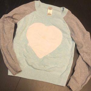 OshKosh B'Gosh Heart Sweater